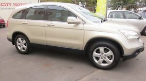 2007 Honda CR-V MY07 (4x4) Sport Gold 6 Speed Manual Wagon West Croydon Charles Sturt Area Preview