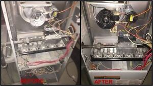 Complete Furnace and Duct cleaning only $119*   ( 403 889 6274 )