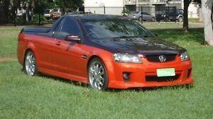 2007 Holden Ute VE SS Orange 6 Speed Manual Utility Winnellie Darwin City Preview