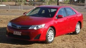 2013 Toyota Camry ASV50R Altise Red 6 Speed Sports Automatic Sedan Winnellie Darwin City Preview