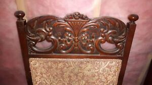 Antique dining chairs set of 6 Cornwall Ontario image 5
