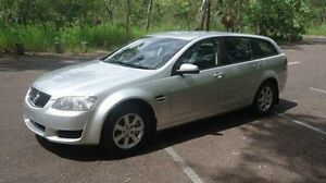 2011 Holden Commodore VE II Omega Sportwagon Silver 6 Speed Sports Automatic Wagon Winnellie Darwin City Preview