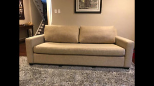 Contemporary Canadian Made Sofa