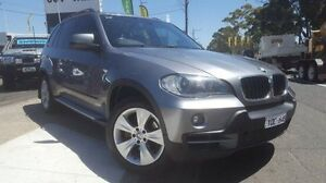 2008 BMW X5 E70 d Steptronic Executive Silver 6 Speed Sports Automatic Wagon Dandenong Greater Dandenong Preview