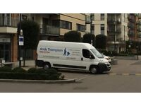 Man and Van for Removals from Northern Ireland to London and the south of England