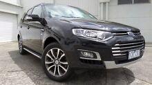 2014 Ford Territory SZ MkII Titanium Seq Sport Shift AWD Black 6 Speed Sports Automatic Wagon Bundoora Banyule Area Preview