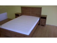 Full Bedroom Furniture Set IKEA ASPELUND