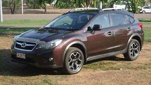 2012 Subaru XV G4-X MY12 2.0i-S AWD Maroon 6 Speed Manual Wagon Winnellie Darwin City Preview