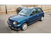 NISSAN MICRA 1.0 BREAKING ALL PARTS AVAILABLE