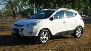 2013 Hyundai ix35 LM2 Elite AWD White 6 Speed Sports Automatic Wagon Winnellie Darwin City Preview