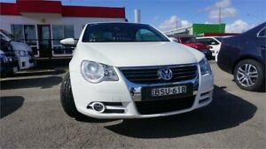2010 Volkswagen EOS 1F White Automatic Mentone Kingston Area Preview