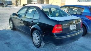 Volkswagen jetta 99