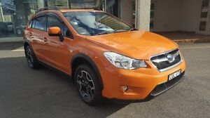 2013 Subaru XV G4-X MY14 2.0i-L AWD Orange 6 Speed Manual Wagon Dubbo Dubbo Area Preview