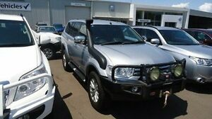 2013 Mitsubishi Challenger PB (KH) MY13 LS Silver 5 Speed Sports Automatic Wagon Winnellie Darwin City Preview
