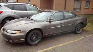 2003 Pontiac Grand Prix SE Sedan - Best Offer Kitchener / Waterloo Kitchener Area image 1