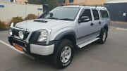2008 Holden Rodeo RA MY08 LT (4x4) Silver 5 Speed Manual Crew Cab Pickup Melrose Park Mitcham Area Preview