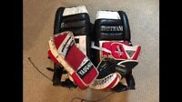 Goalie equipment - Hockey - gardien