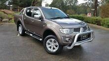 2013 Mitsubishi Triton  Bronze Manual Utility Littlehampton Mount Barker Area Preview