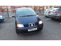 Seat Alhambra 7seater 2owners from new