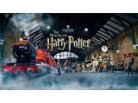 Warner Bros Studio Tour Tickets (Harry Potter) - Saturday 2nd September