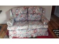 Free two seater sofa, in great condition