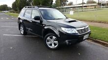 2009 Subaru Forester S3 MY09 XT AWD Premium Black 5 Speed Manual Wagon Nailsworth Prospect Area Preview