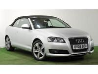 AUDI A3 1.8 TFSI SPORT COVERTABLE + AUDI HISTORY + 1 PRIVATE OWNER + FULL MOT