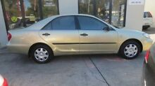 2003 Toyota Camry ACV36R Altise Gold 4 Speed Automatic Sedan West Croydon Charles Sturt Area Preview