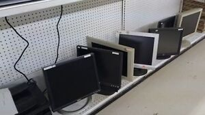 Old Used Monitors For Cheap!