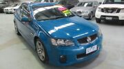 2011 Holden Commodore VE II MY12 SV6 Blue 6 Speed Sports Automatic Sedan Southbank Melbourne City Preview