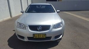 2011 Holden Commodore VE II Omega Sportwagon Silver 6 Speed Sports Automatic Wagon Wodonga Wodonga Area Preview