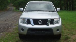2012 Nissan Navara D40 S6 MY12 ST Silver 6 Speed Manual Utility Winnellie Darwin City Preview