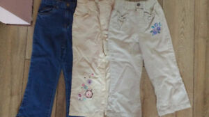 Lot of girls clothes 4T-5T