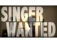 Singer wanted for amateur cover