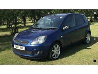 2008 Ford Fiesta diesel full service history £30 a year tax