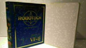 Magnifique figurine Collection Robotech Rick hunter volume 1!!!