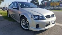 2007 Holden Commodore VE SV6 Silver 5 Speed Sports Automatic Sedan Doveton Casey Area Preview