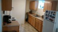 2 bedroom suite for rent available for quick possession