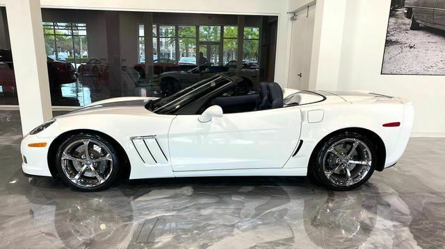 2013 White Chevrolet Corvette Convertible  | C6 Corvette Photo 9