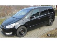 2008 ford galaxy diesel, breaking FOR PARTS