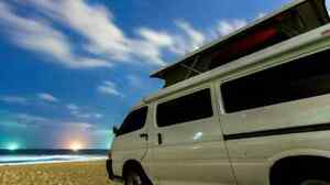 Campervan 1995 Toyota Hiace Pop Top Glendenning Blacktown Area Preview
