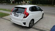 2014 Honda Jazz GF MY15 VTi-L White 1 Speed Constant Variable Hatchback Port Macquarie Port Macquarie City Preview