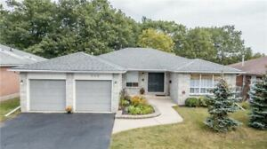 Gorgeous, large 2 bedroom lower unit - Bungalow in Barrie!