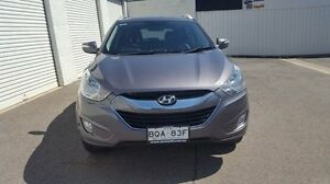 2012 Hyundai ix35 Grey Sports Automatic Wagon Wodonga Wodonga Area Preview