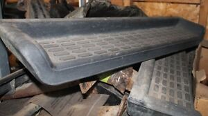 0 IIIII 0 Jeep TJ Stock Side Steps 97-01