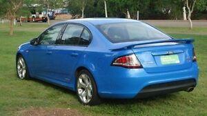 2010 Ford Falcon FG XR6 Turbo Blue 6 Speed Sports Automatic Sedan Winnellie Darwin City Preview