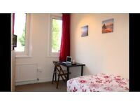 SINGLE ROOM available close to CLAPHAM JUNCTION and the riverside