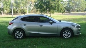 2014 Mazda 3 BM5478 Touring SKYACTIV-Drive Silver 6 Speed Sports Automatic Hatchback Winnellie Darwin City Preview