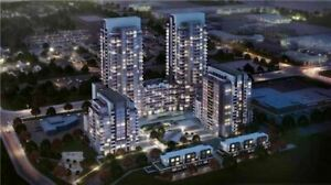 Brand new Luxury Condo 1 Bedroom Markham and Ellesmere$1800.00