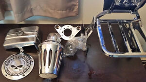 Price reduced: HD Factory Numbered Paint Set, Dyna Parts!
